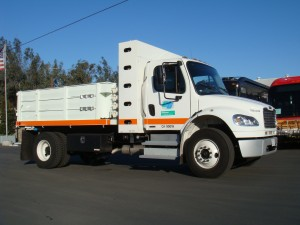 Freightliner CNG Conversions