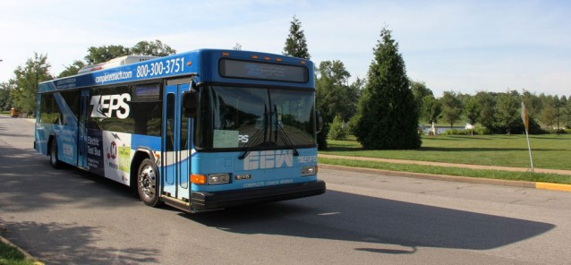 Ride the Complete Coach Works - ZEPS Electric Bus